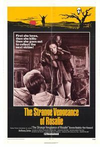 Strange Vengeance of Rosalie - 11 x 17 Movie Poster - Style A