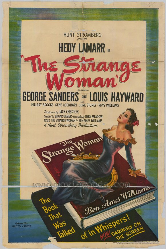 The Strange Woman movie