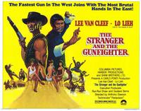 The Stranger and the Gunfighter - 11 x 14 Movie Poster - Style A
