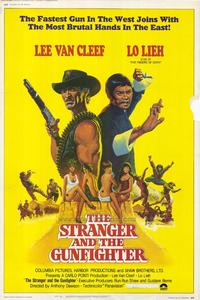 The Stranger and the Gunfighter - 27 x 40 Movie Poster - Style A