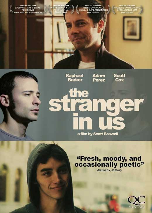 The Stranger in Us movie