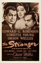 The Stranger - 27 x 40 Movie Poster - Style F