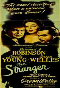 The Stranger - 27 x 40 Movie Poster - Style A