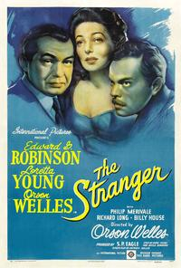 The Stranger - 27 x 40 Movie Poster - Style B