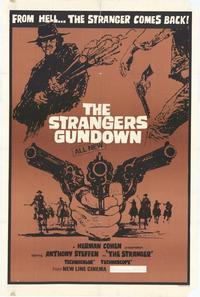 The Strangers Gundown - 27 x 40 Movie Poster - Style A