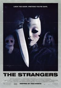 The Strangers - 43 x 62 Movie Poster - Bus Shelter Style A