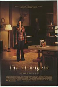 The Strangers - 43 x 62 Movie Poster - Bus Shelter Style B