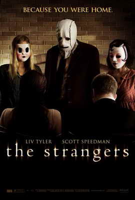 The Strangers - 11 x 17 Movie Poster - Style C