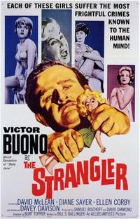 The Strangler - 11 x 17 Movie Poster - Style A