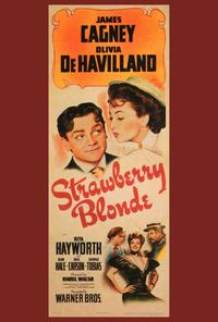 Strawberry Blonde - 27 x 40 Movie Poster - Style A
