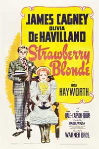 Strawberry Blonde - 27 x 40 Movie Poster - Style B
