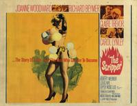 The Stripper - 22 x 28 Movie Poster - Half Sheet Style A