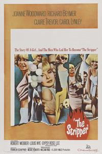 The Stripper - 11 x 17 Movie Poster - Style A