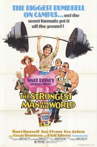 The Strongest Man in the World - 11 x 17 Movie Poster - Style A