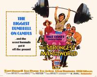 The Strongest Man in the World - 11 x 14 Movie Poster - Style A