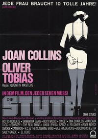 The Stud - 11 x 17 Movie Poster - German Style A