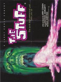 The Stuff - 43 x 62 Movie Poster - Bus Shelter Style A