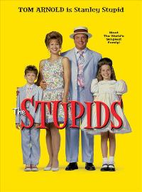 The Stupids - 27 x 40 Movie Poster - Style B