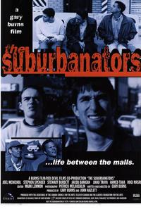 The Suburbanators - 27 x 40 Movie Poster - Style A
