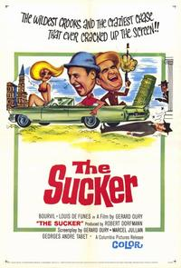 The Sucker - 11 x 17 Movie Poster - Style A