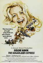 The Sugarland Express - 27 x 40 Movie Poster - UK Style A