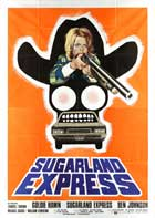 The Sugarland Express - 27 x 40 Movie Poster - Italian Style A