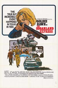 The Sugarland Express - 43 x 62 Movie Poster - Bus Shelter Style A
