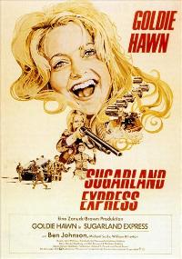 The Sugarland Express - 27 x 40 Movie Poster - German Style A