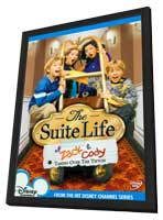 The Suite Life of Zack and Cody - 11 x 17 TV Poster - Style A - in Deluxe Wood Frame