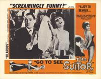 The Suitor - 11 x 14 Movie Poster - Style B
