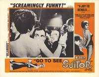 The Suitor - 11 x 14 Movie Poster - Style C