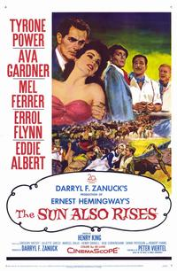 The Sun Also Rises - 11 x 17 Movie Poster - Style A
