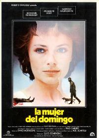 The Sunday Woman - 27 x 40 Movie Poster - Spanish Style A