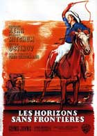The Sundowners - 11 x 17 Movie Poster - French Style A