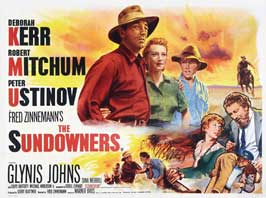 The Sundowners - 30 x 40 Movie Poster UK - Style A