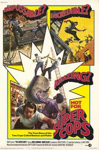 The Super Cops - 27 x 40 Movie Poster - Style A