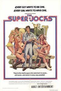 The Super-jocks - 11 x 17 Movie Poster - Style A