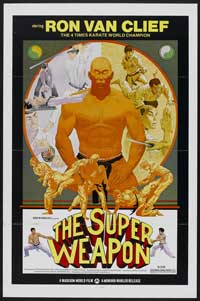 The Super Weapon - 11 x 17 Movie Poster - Style A
