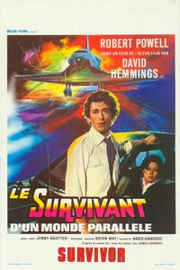 The Survivor - 11 x 17 Movie Poster - Belgian Style A