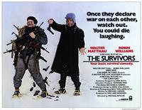 Survivors - 11 x 14 Movie Poster - Style A