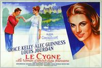 The Swan - 11 x 17 Movie Poster - French Style A