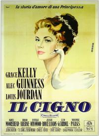 The Swan - 11 x 17 Movie Poster - Italian Style A