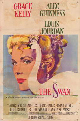 The Swan - 11 x 17 Movie Poster - Style A
