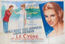 The Swan - 27 x 40 Movie Poster - French Style A