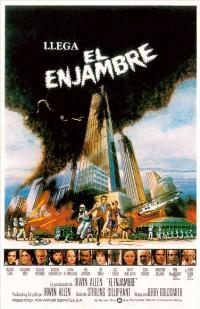 The Swarm - 27 x 40 Movie Poster - Spanish Style A