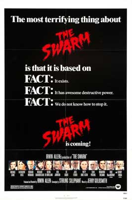 The Swarm - 11 x 17 Movie Poster - Style C