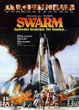 The Swarm - 27 x 40 Movie Poster - Danish Style A