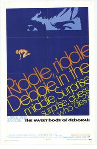The Sweet Body of Deborah - 27 x 40 Movie Poster - Style A
