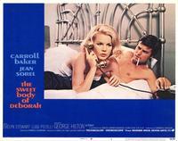 The Sweet Body of Deborah - 11 x 14 Movie Poster - Style C