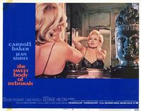 The Sweet Body of Deborah - 11 x 14 Movie Poster - Style D